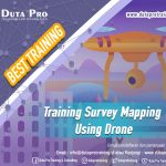 Training Survey Mapping Using Drone fix running