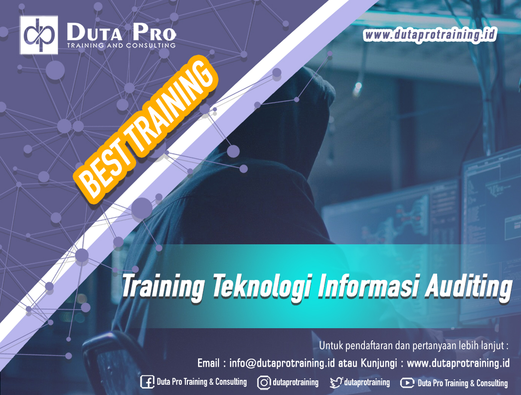 Training Teknologi Informasi Auditing