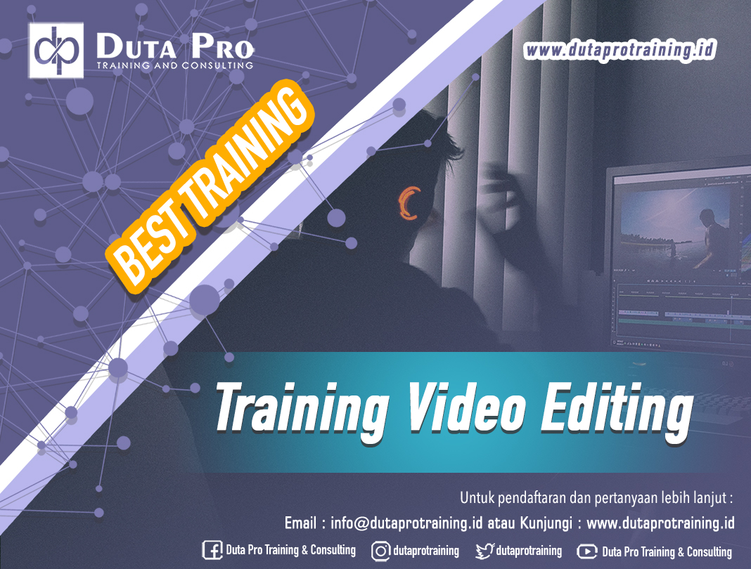 Training Video Editing