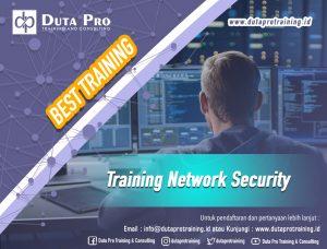 Network Security Best Training Informasi Pelatihan Duta Pro Training Consulting di Jakarta Bandung Jogja Bali Surabaya Lombok