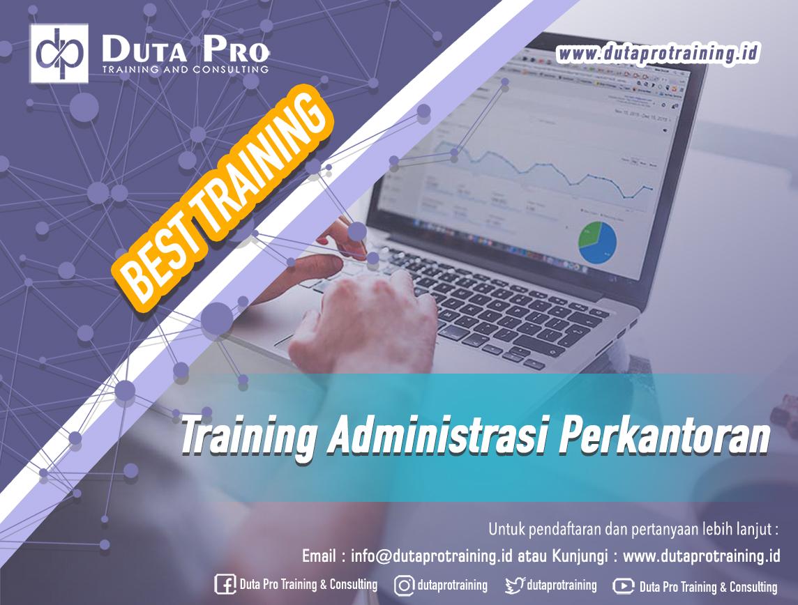 Training Administrasi Perkantoran