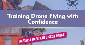 Training Drone Flying with Confidence