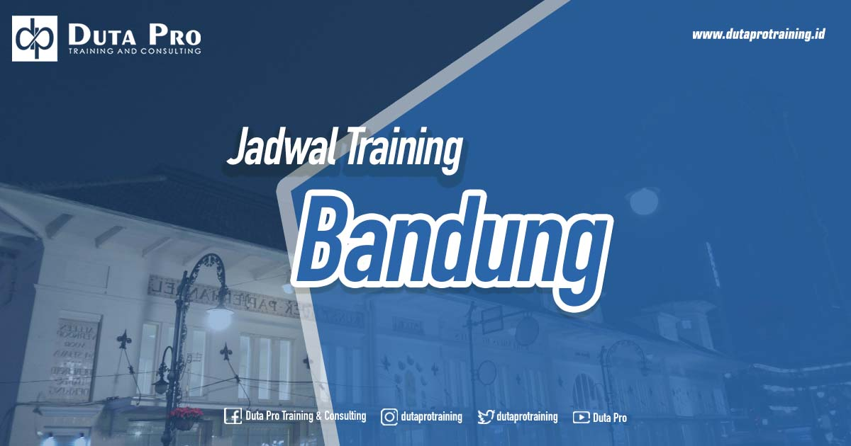 Jadwal Training di Bandung