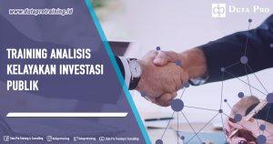 Training Analisis Kelayakan Investasi Publik