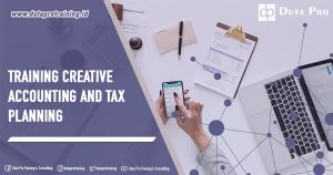 Training Creative Accounting and Tax Planning