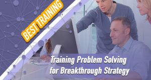 Training Problem Solving for Breakthrough Strategy