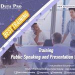 Training Public Speaking and Presentation Skill Best Training Informasi Pelatihan Duta Pro Training Consulting di Jakarta Bandung Jogja Bali Surabaya Lombok