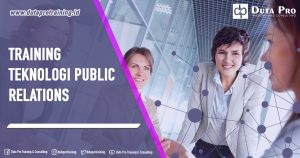 Training Teknologi Public Relations