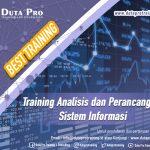 Training Analisis dan Perancangan Sistem Informasi Best Training Informasi Pelatihan Duta Pro Training Consulting di Jakarta Bandung Jogja Bali Surabaya Lombok