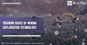 Training Basic of Mining Exploration Technology