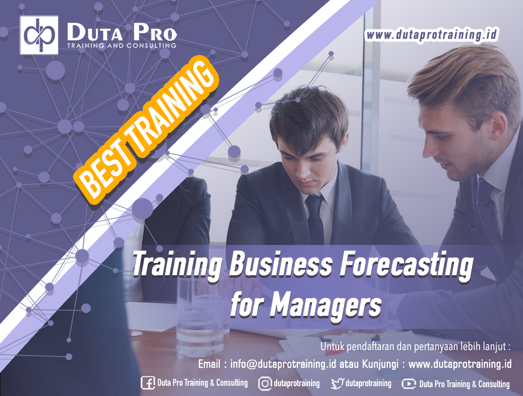 Training Business Forecasting for Managers