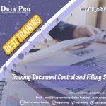Training Document Control and Filling System Best Training Informasi Pelatihan Duta Pro Training Consulting di Jakarta Bandung Jogja Bali Surabaya Lombok