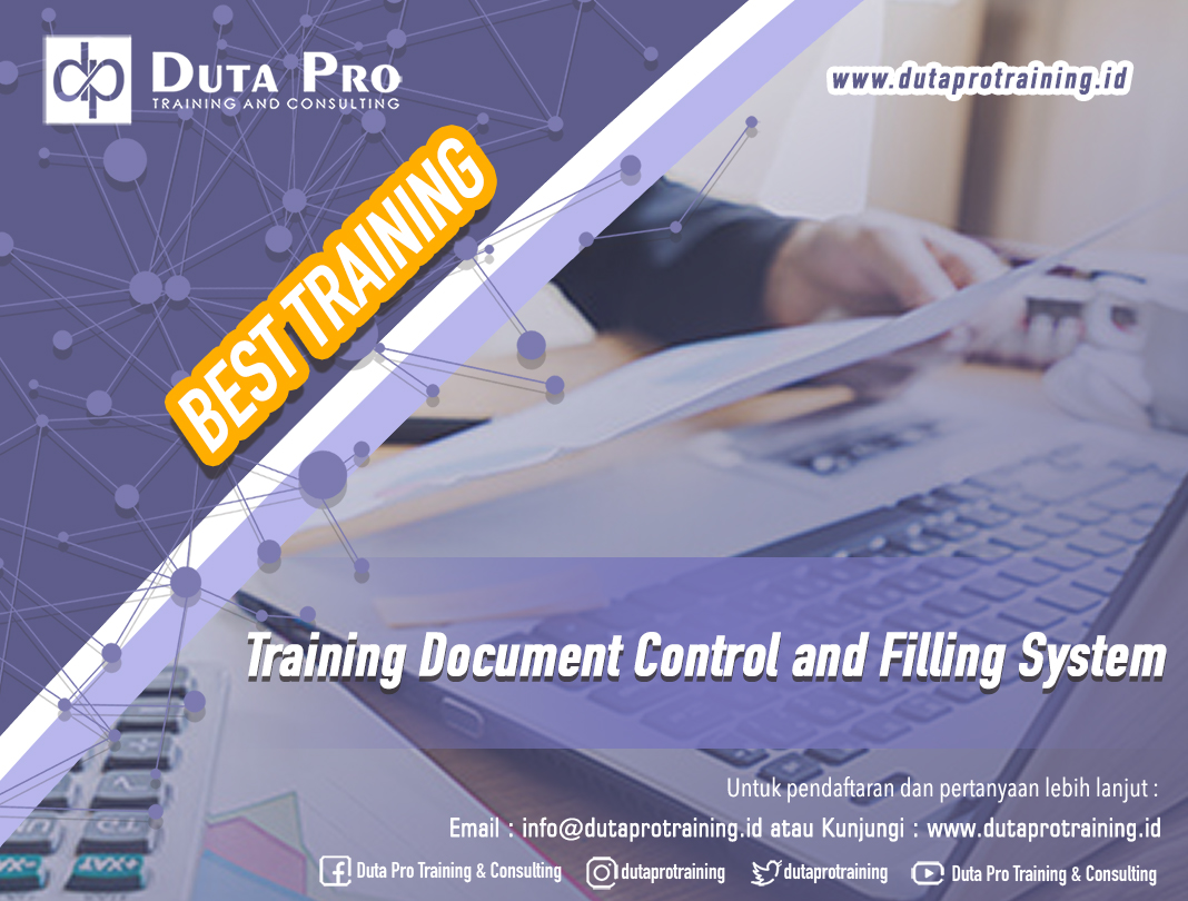 Training Document Control and Filling System