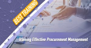 Training Effective Procurement Management