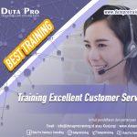 Training Excellent Customer Service Best Training Informasi Pelatihan Duta Pro Training Consulting di Jakarta Bandung Jogja Bali Surabaya Lombok