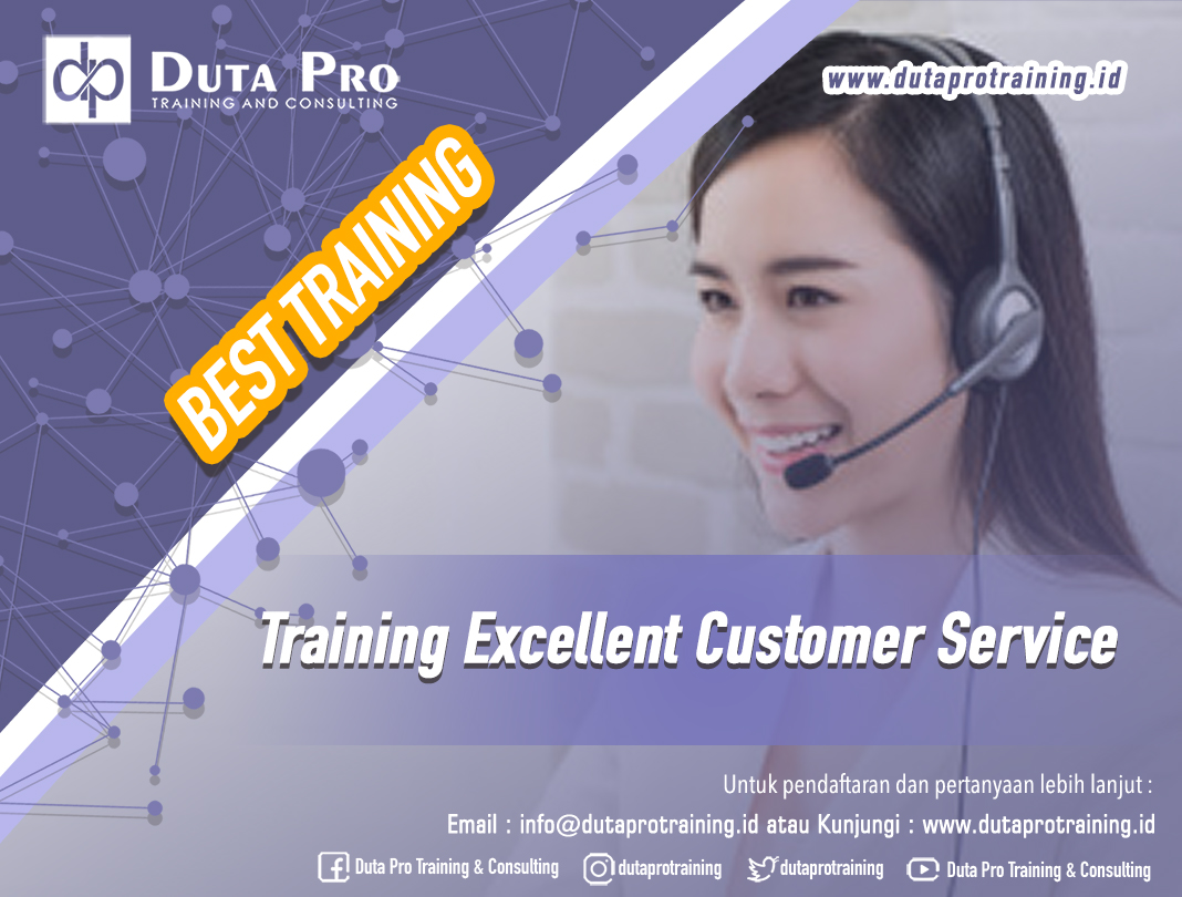 Training Excellent Customer Service