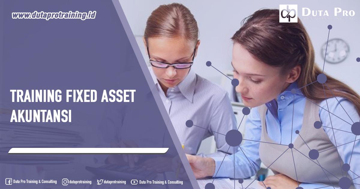 Training Fixed Asset Akuntansi