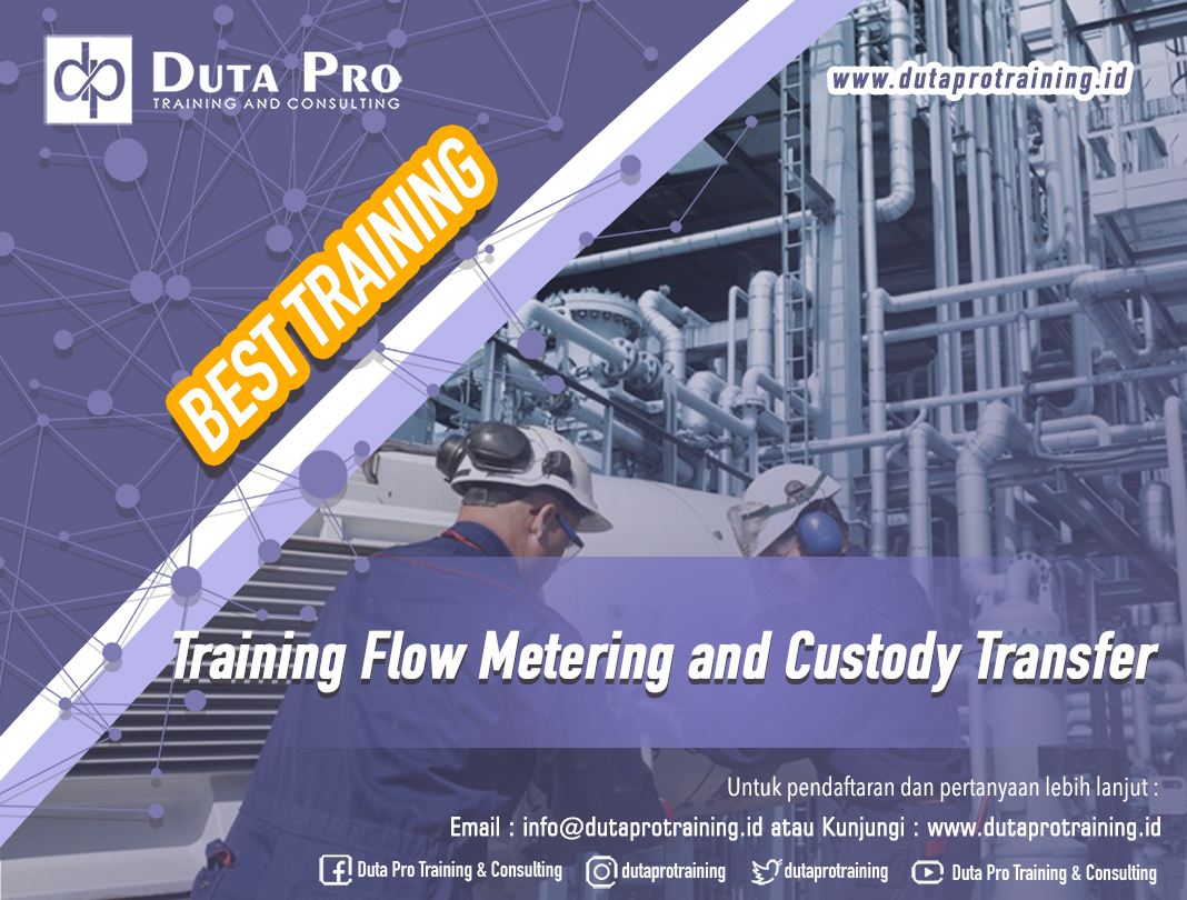 Training Flow Metering and Custody Transfer