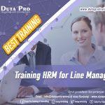 Training HRM for Line Manager Best Training Informasi Pelatihan Duta Pro Training Consulting di Jakarta Bandung Jogja Bali Surabaya Lombok