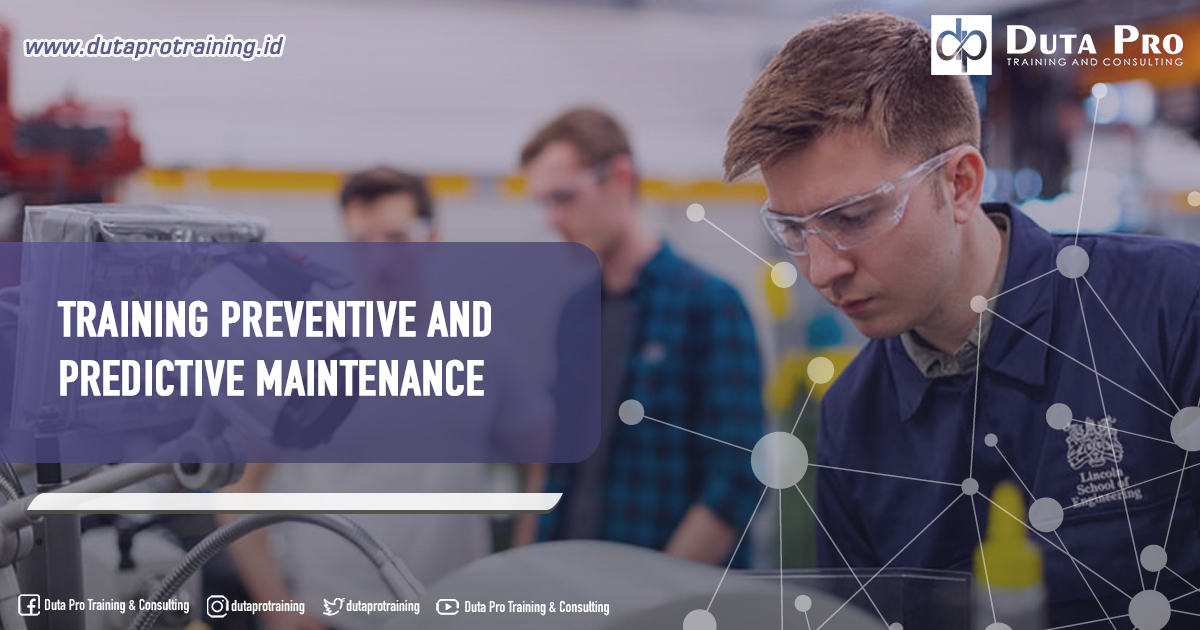 Training Preventive and Predictive Maintenance