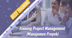 Training Project Management (Manajemen Proyek)