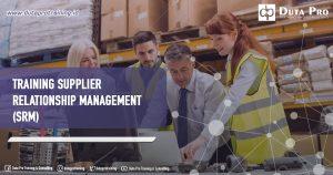 Training Supplier Relationship Management (SRM)