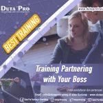 Training Partnering with Your Boss Best Training Informasi Pelatihan Duta Pro Training Consulting di Jakarta Bandung Jogja Bali Surabaya Lombok