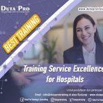 Training Service Excellence for Hospitals Best Training Informasi Pelatihan Duta Pro Training Consulting di Jakarta Bandung Jogja Bali Surabaya Lombok
