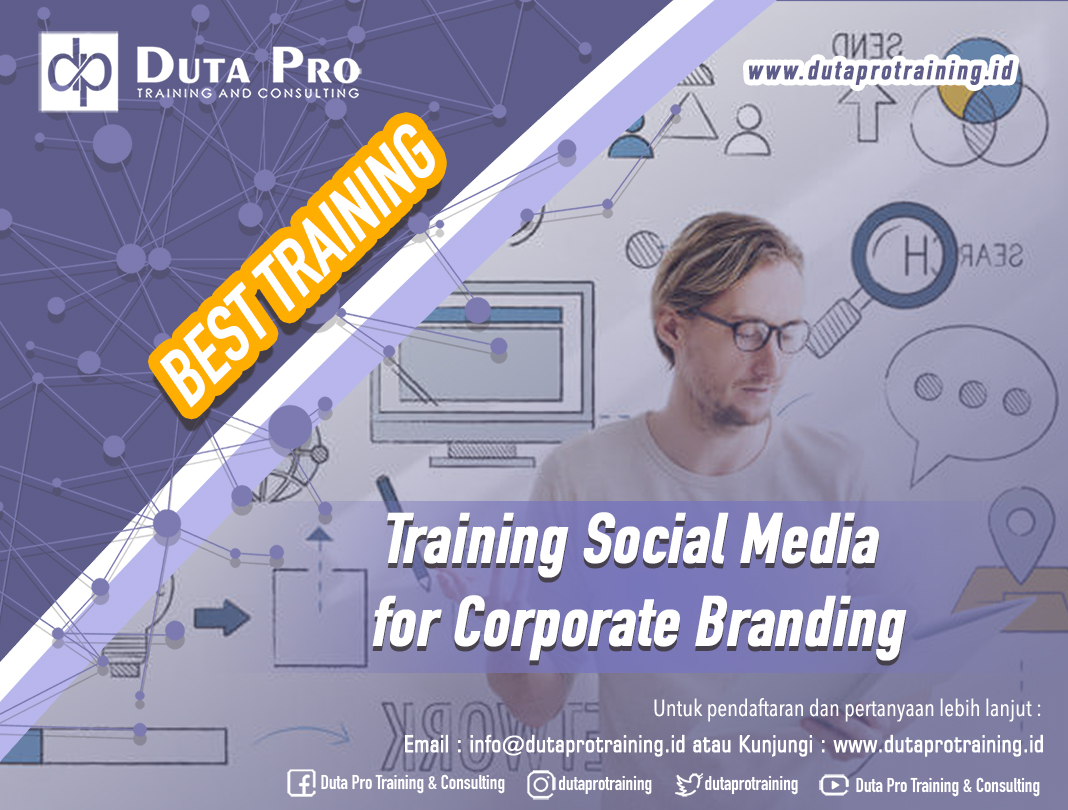 Training Social Media for Corporate Branding