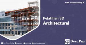 Pelatihan 3D Architectural