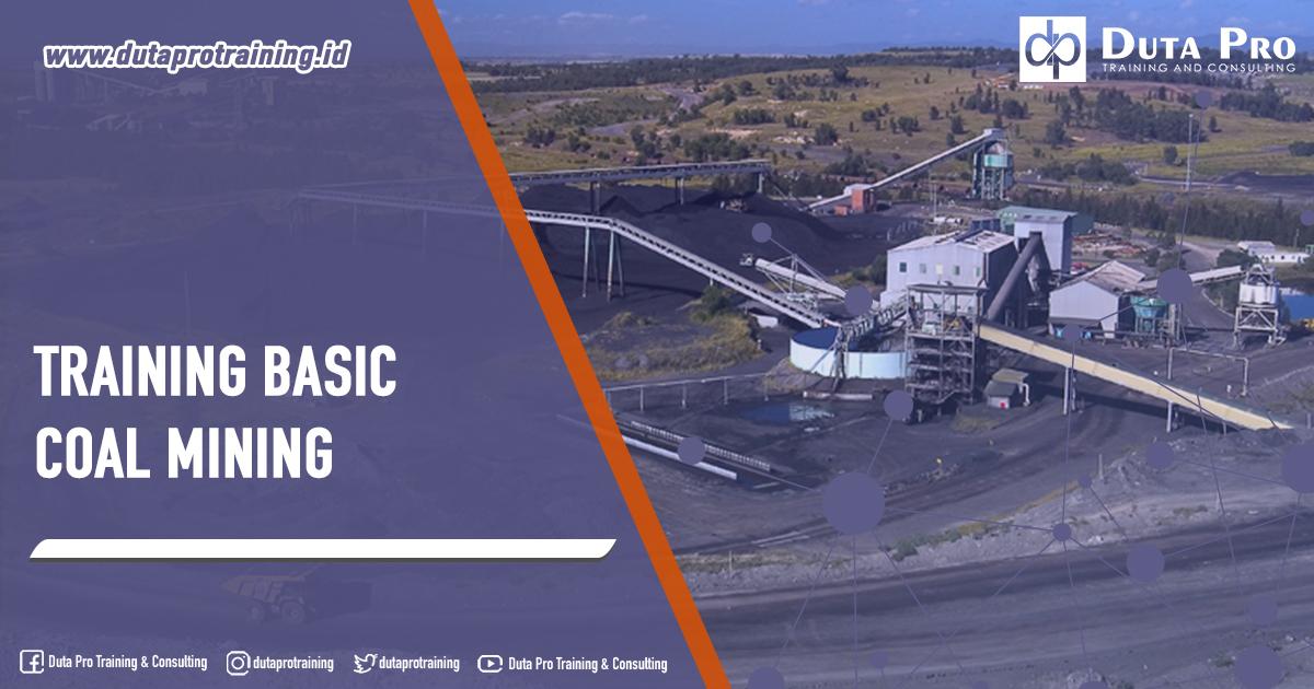Training Basic Coal Mining