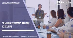 Training Strategic HRM Top Executive