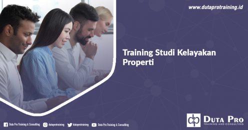 Training Studi Kelayakan Properti