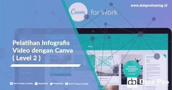 Pelatihan Infografis Video dengan Canva ( Level 2 )