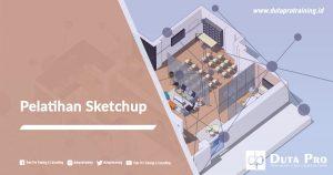 Pelatihan Sketchup