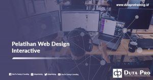 Pelatihan Web Design Interactive