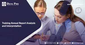 Training Annual Report Analysis and Interpretation