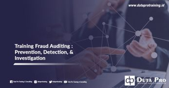 Training Fraud Auditing : Prevention, Detection, & Investigation