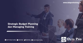 Strategic Budget Planning dan Managing Training