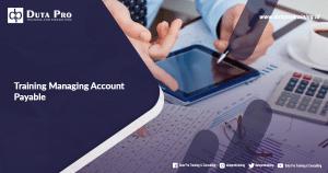 Training Managing Account Payable