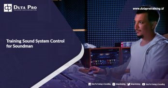 Training Sound System Control for Soundman