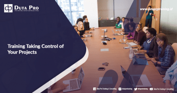 Training Taking Control of Your Projects