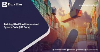 Training Klasifikasi Harmonized System Code (HS Code)