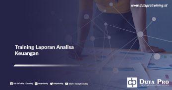Training Laporan Analisa Keuangan