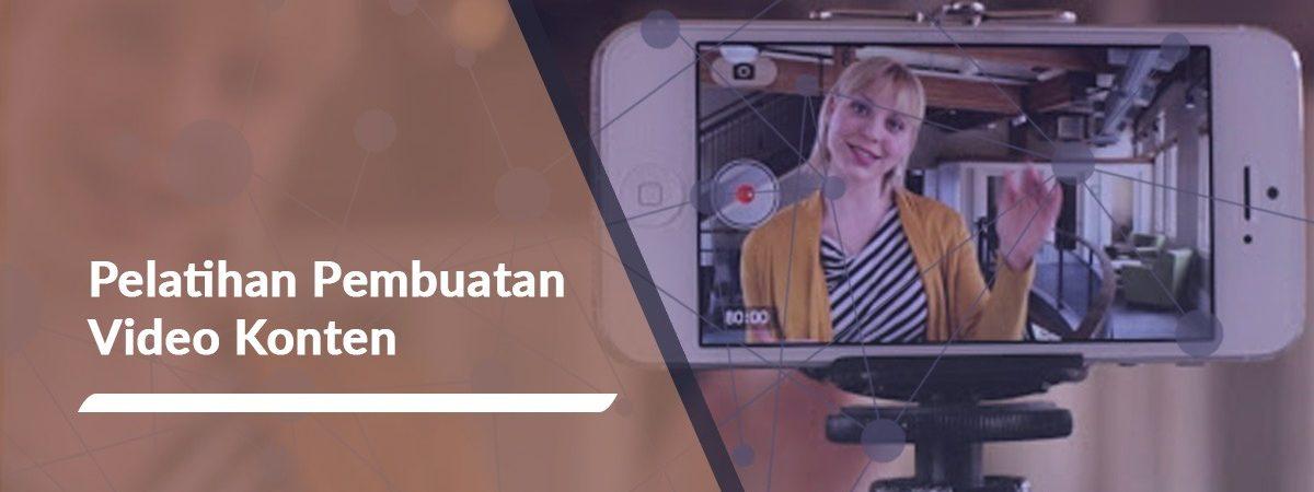 Pusat Pelatihan Pembuatan Video Konten Informasi Pelatihan di Jakarta, Bandung, Jogja, Surabaya, Bali, Lombok, Kalimantan Duta Pro Training Consulting